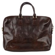 Manufactus - Luls Dark Chocolate Brown Bag