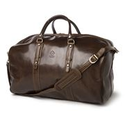 Manufactus - Cesare Bag Dark Chocolate Brown