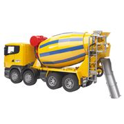 Bruder - Cement Mixer Truck