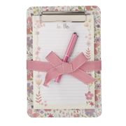 Art In Motion - Jenna Lynn Clipboard Memo Pad