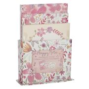 Art In Motion - Jenna Lynn Happy Notes Desk Organiser