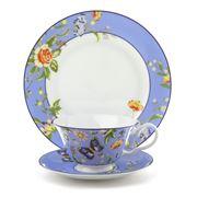Aynsley - Windsor Cottage Garden Blue Set 3pce