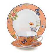 Aynsley - Windsor Cottage Garden Orange Set 3pce