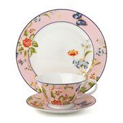Aynsley - Windsor Cottage Garden Pink Set 3pce