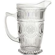 Baci Milano - Neo Barocco Arabesque Silver Pitcher