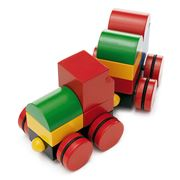 Brio - Magnetic Building Train