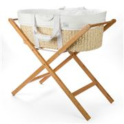 Born with Style - Moses Basket With Stand