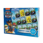 Paw Patrol - Memory Card Game