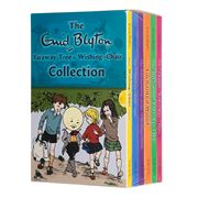 Book - Enid Blyton Faraway Tree & Wishing-Chair Collection