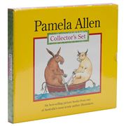 Book - Pamela Allen Collector's Set