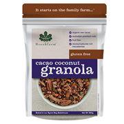 Brookfarm - Gluten Free Cacao Coconut Granola 350g