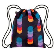 LOQI - Geometric Collection Circles Backpack
