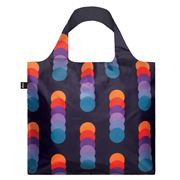 LOQI - Geometric Collection Shopping Bag Circles