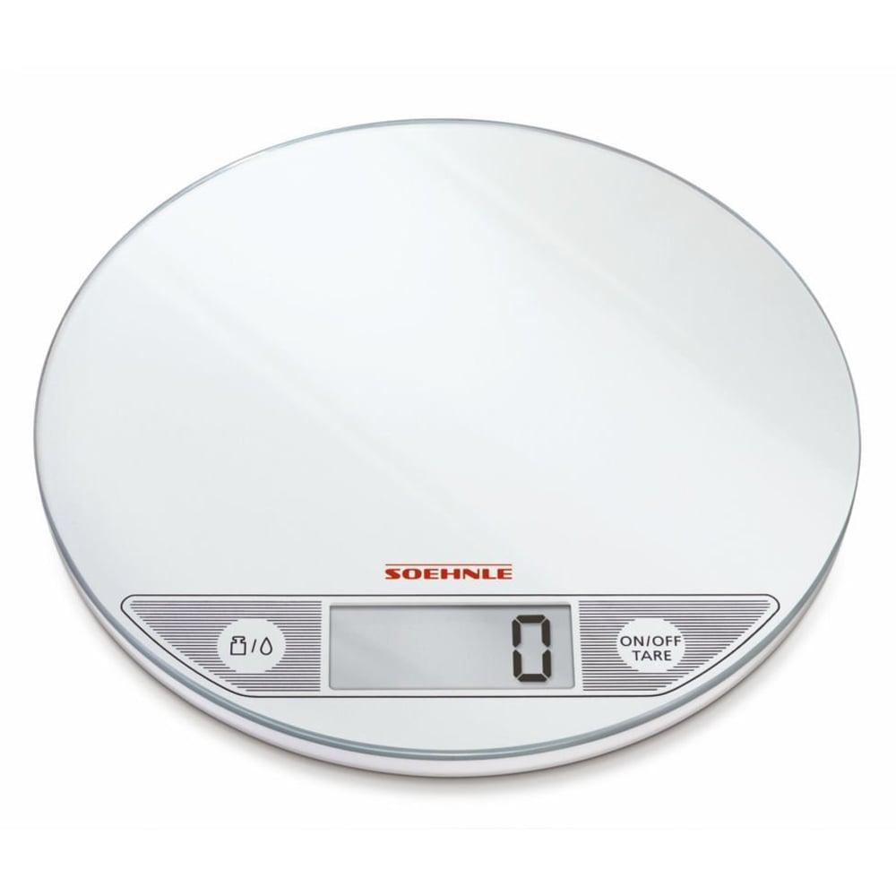 soehnle flip white digital kitchen scale peter s of kensington rh petersofkensington com au