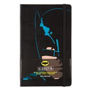 Moleskine - Batman 2017 Lrg Hardcover Weekly Notebook Diary