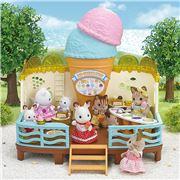 Sylvanian Families - Seaside Ice Cream Shop
