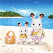 Sylvanian Families - Seaside Girls Swimwear Set