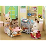 Sylvanian Families - Country Nurse Set