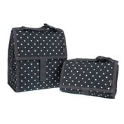 Packit - Freezable Polka Dots Lunch Bag