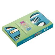 Tablekraft - Kids 123 Cutlery Set 3pce