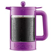 Bodum - 2016 Colour Collection Purple Ice Coffee Maker 1.5L