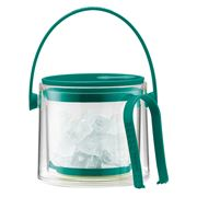 Bodum - Cool Green Ice Bucket with Tongs 1.5L