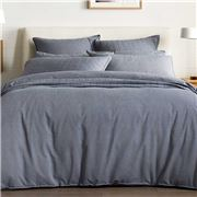 Sheridan - Reilly Standard Quilt Cover Set Atlantic Queen