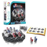 Smart Games - Walls & Warriors Puzzle Game