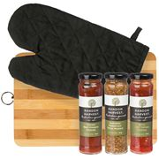 Random Harvest - BBQ Bread Board Gift Pack