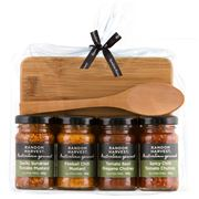 Random Harvest - Cheese Board Gift Set
