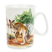 Ashdene - Australian Bush Kangaroo Mug 300ml