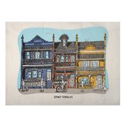 Squidinki - Inner City Collection Tea Towel