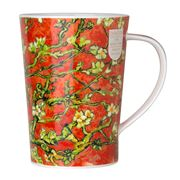 Dunoon - Argyll Almond Blossom Tree Red Mug