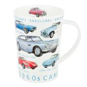 Dunoon - Argyll Classic 1960's Cars Mug