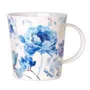 Dunoon - Lomond Blue Haze Dragonfly Mug