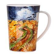 Dunoon - Argyll Impressionist Landscapes Crow Mug