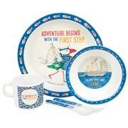 Ashdene - Twigseeds Adventure Kids Mealtime Set 5pce