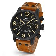 TW Steel - Maverick MS33 Brown & Black Chronograph