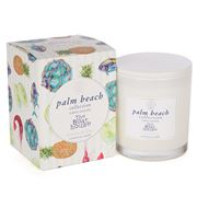 Palm Beach Collection - Boathouse Jasmine & Lime Soy Candle