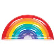 SunnyLife - Luxe Lie-On Rainbow Float
