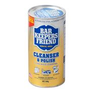 Bar Keepers Friend - Cleanser & Polish 340g