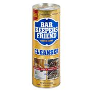 Bar Keepers Friend - Cleanser & Polish 595g
