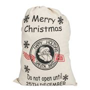 Swish Collection - Burlap Santa Sack
