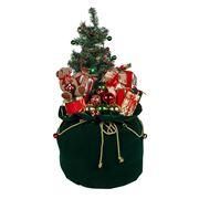 Swish Collection - Green Light-Up Christmas Sack