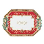 Fitz & Floyd - Yuletide Serving Platter
