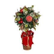 Swish Collection - Small Festive Topiary Tree