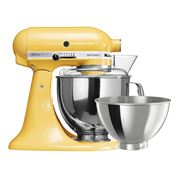 KitchenAid - Artisan KSM160 Majestic Yellow Stand Mixer