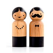 Suck UK - Mr & Mrs Salt & Pepper Grinder