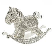 Gibson Baby - Rocking Horse Diamante Box