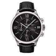 Tissot - Chemin Des Tourelles Automatic Black Chronograph